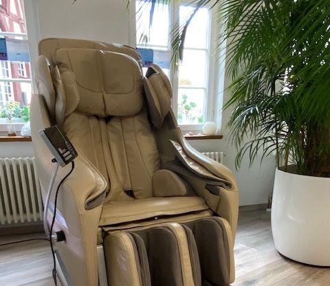 Massagestuhl - elektrisch