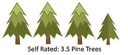 Self Related: 3.5 Pine Trees