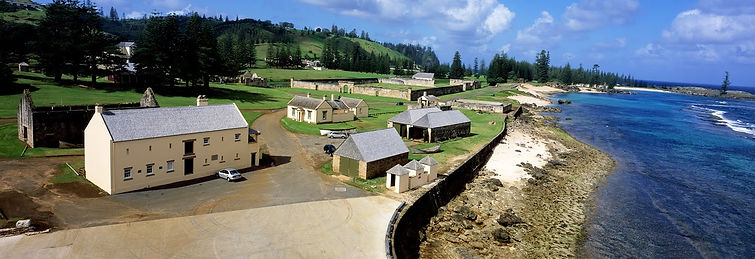 Kingston Convict Area, Norfolk Island