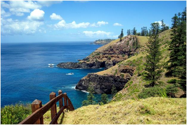 Holiday to Norfolk Island