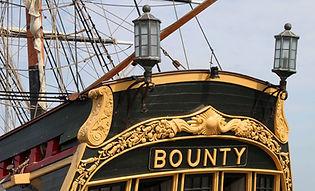 The Bounty ship
