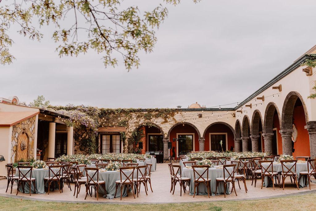Hacienda Wedding Venue