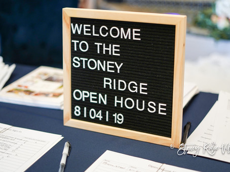 Stoney Ridge Villa's Grand Opening Event 8/4/2019