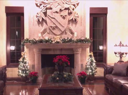 Christmas at Stoney Ridge Villa