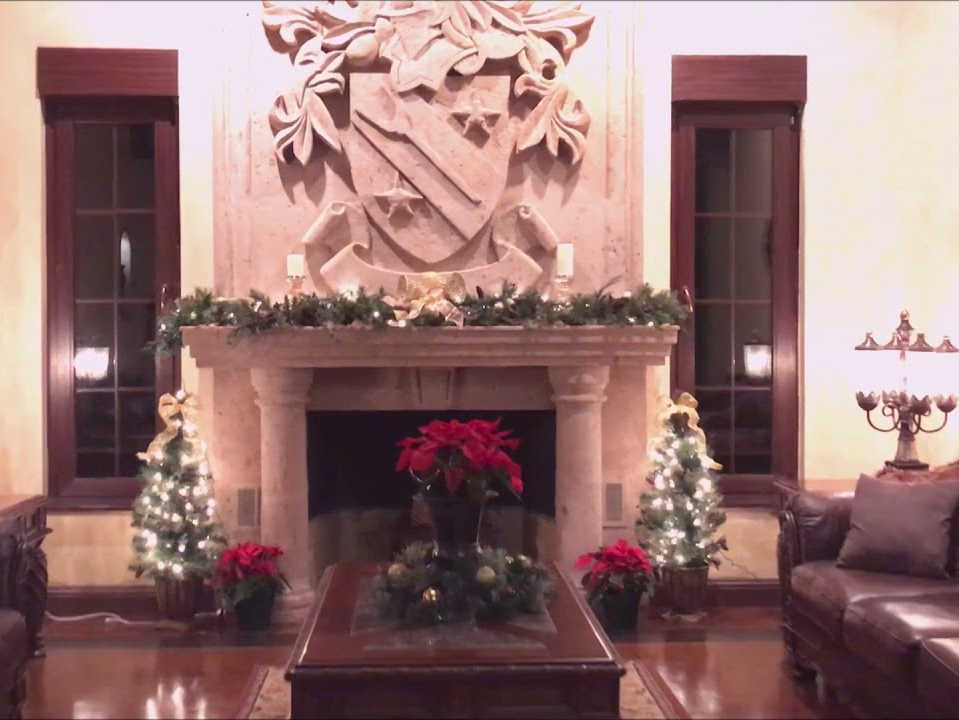 Christmas at Stoney Ridge Villa