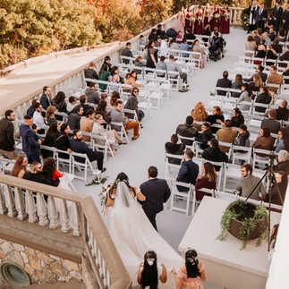 Balcony Ceremony View
