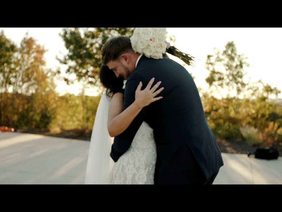 Hunt wedding video at Stoney Ridge Villa
