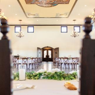 Indoor Reception Hall