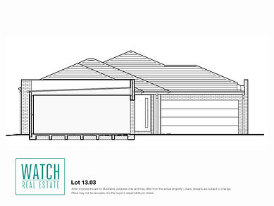 3 Bedroom unit - off the plan purchase