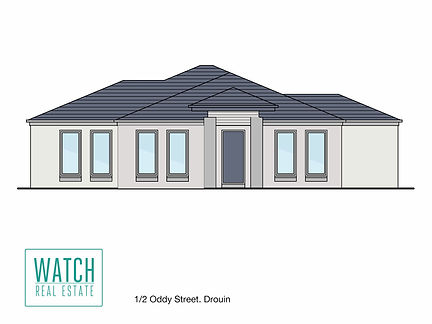 Spacious 3 bedroom unit - buy off the plan for the future