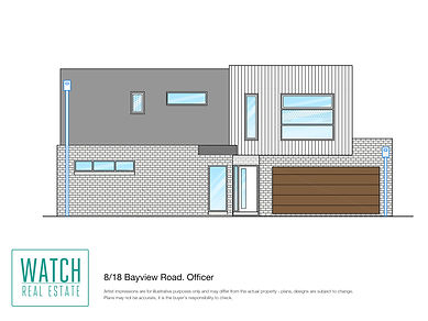 Bayview Rd Townhouse development - Only 8 on the block