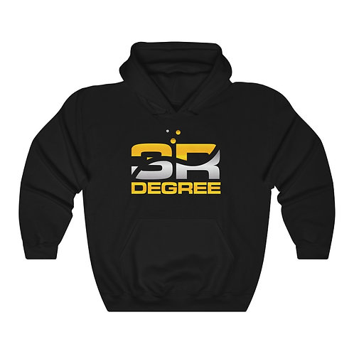 3RD Unisex Heavy Blend™ Hooded Sweatshirt