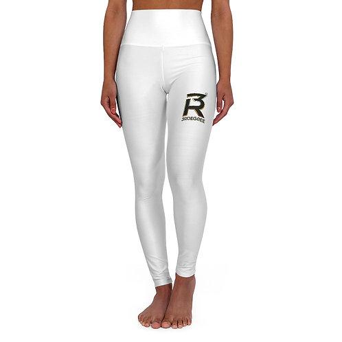 3R Symbol High Waisted Yoga Leggings