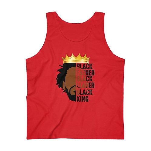 Black Father Men's Ultra Cotton Tank Top