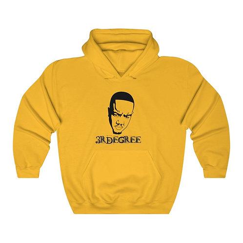 3RD Face Unisex Heavy Blend™ Hooded Sweatshirt