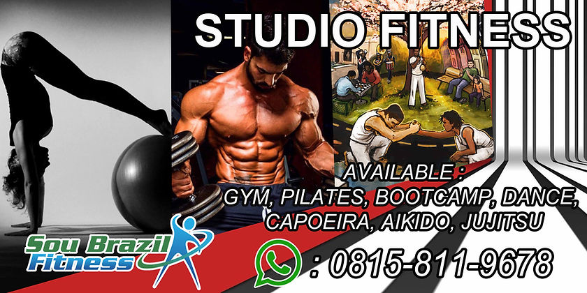 Sou Brazil Fitness Studio
