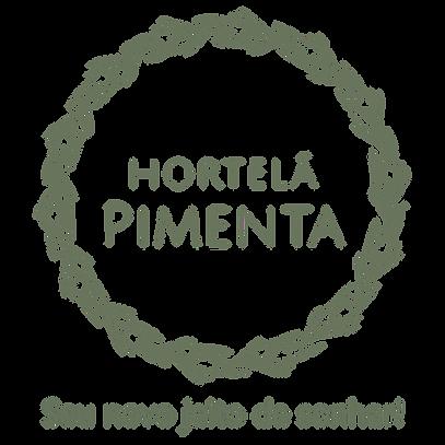 Logo Hortelã Pimenta