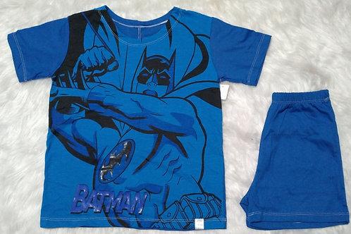 Pijama Batman Azul (Tamanho 10)