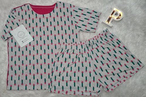 Pijama Cactos - GG