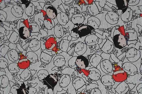 Pijama infantil malha