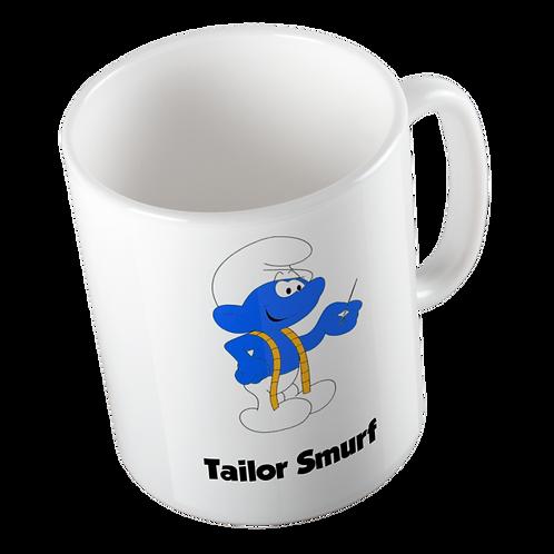 Tailer Smurf