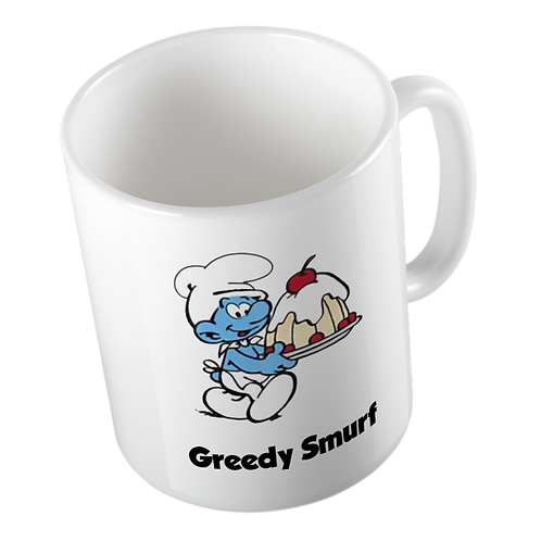 Greedu Smurf