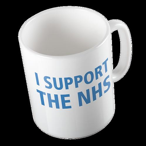 I Support The NHS Mug