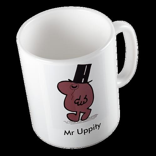 Mr Uppity