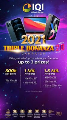 IQI Triple Bonanza 2.0