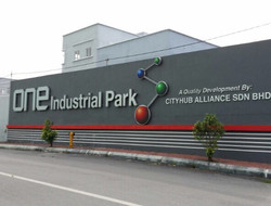 One Industrial Park For Sales