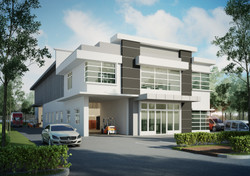 Semi-D Factory for Sales
