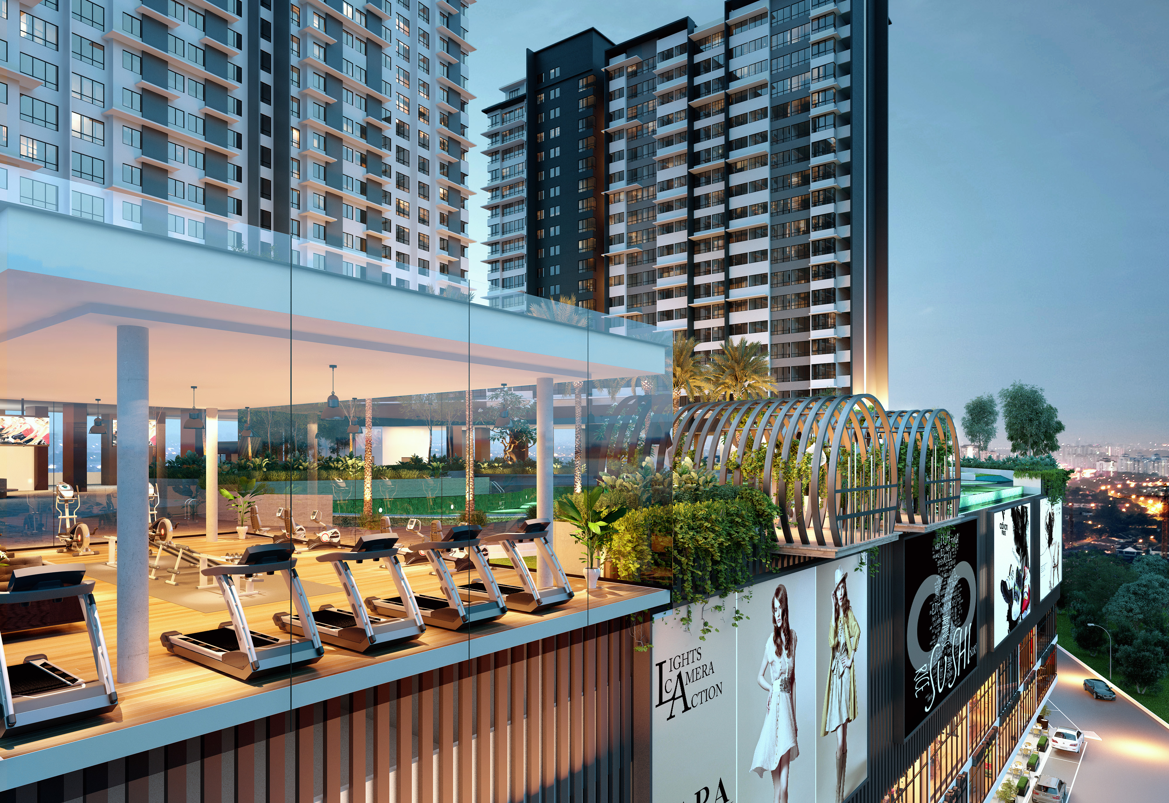 Luxury Condo at Kajang East For Sale