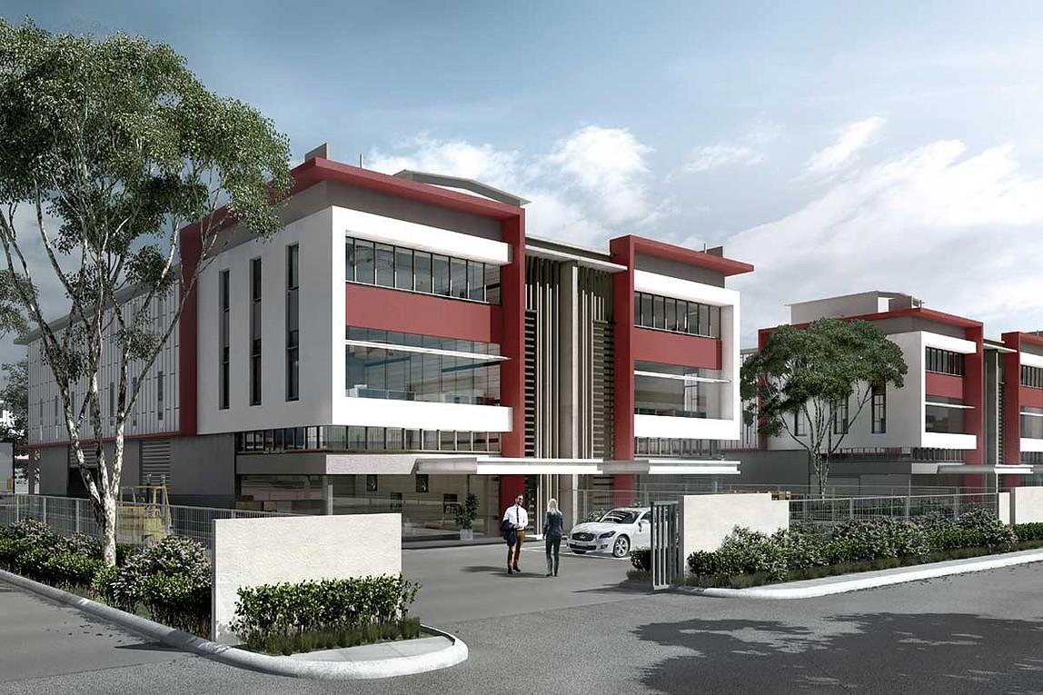 Semi-D Factory Bukit Angkat