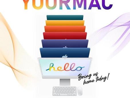 Apple iMac Winners
