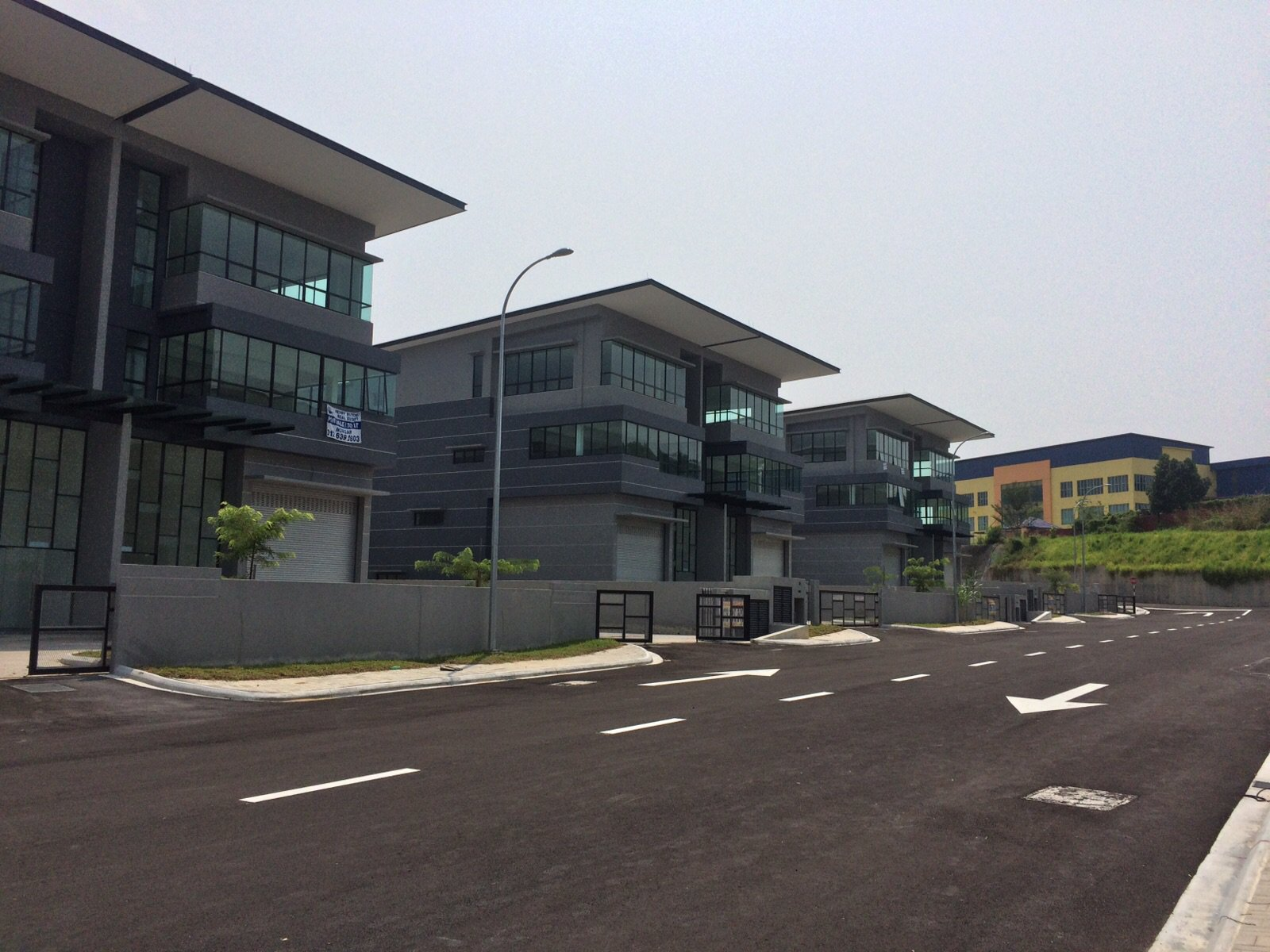 Factory at Bandar Teknologi Kajang