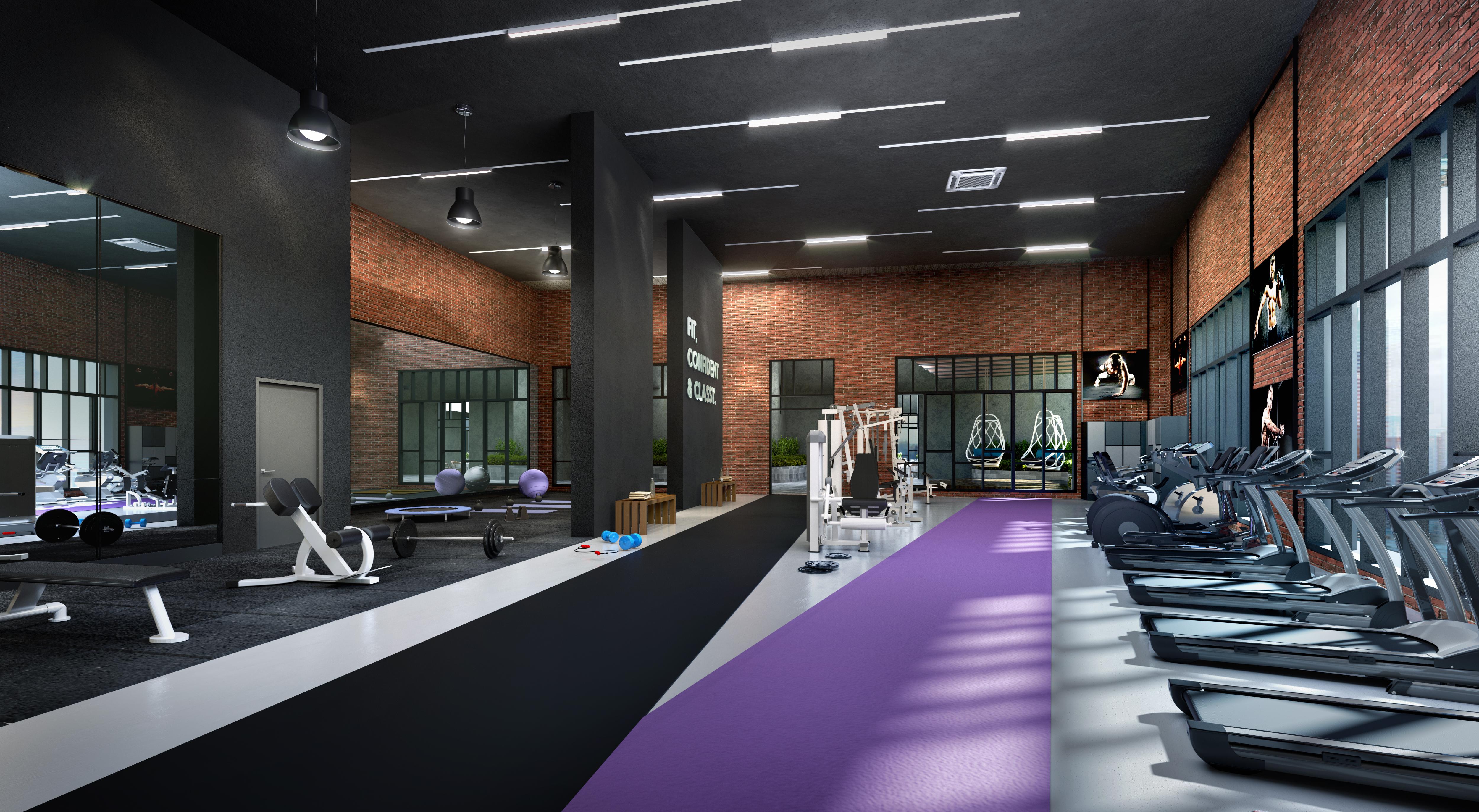 D'Vervain Fitness Chamber