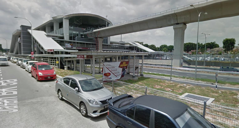 BK5 LRT Station