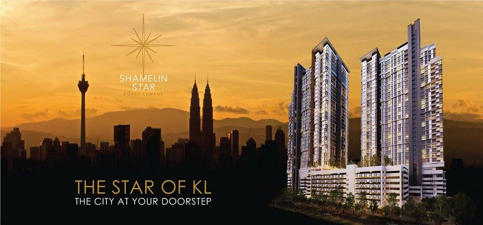 KL City New Condo For Sales