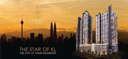 KL City New Condo For Sales