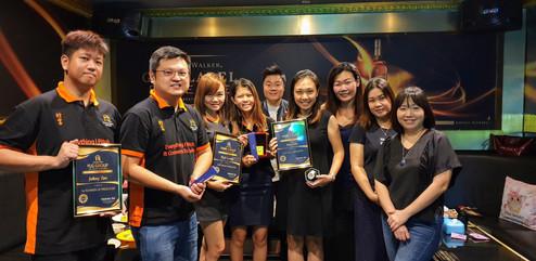 FAME 2nd Quarter Award