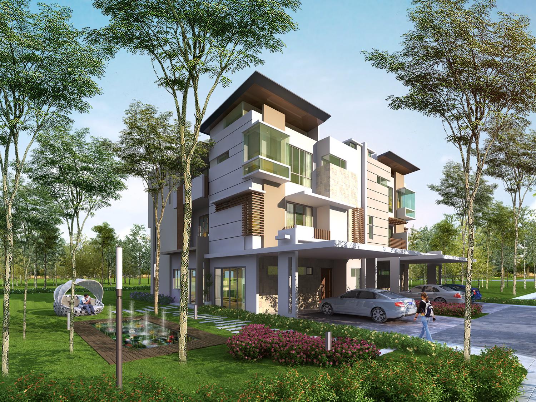 New Semi-D Lift Cheras Sales