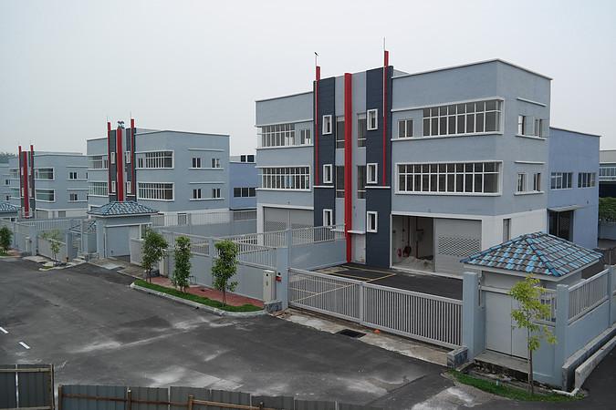 Semi-D Factory Cheras for Sales