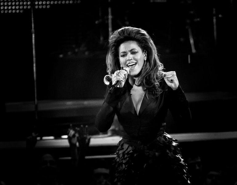 Kimberly Fain The Black Aesthetic: Sexuality in Beyoncé's Grammy Award Winning Lemonade