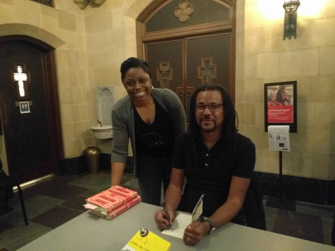 Conversations with Colson Whitehead by Kimberly Fain