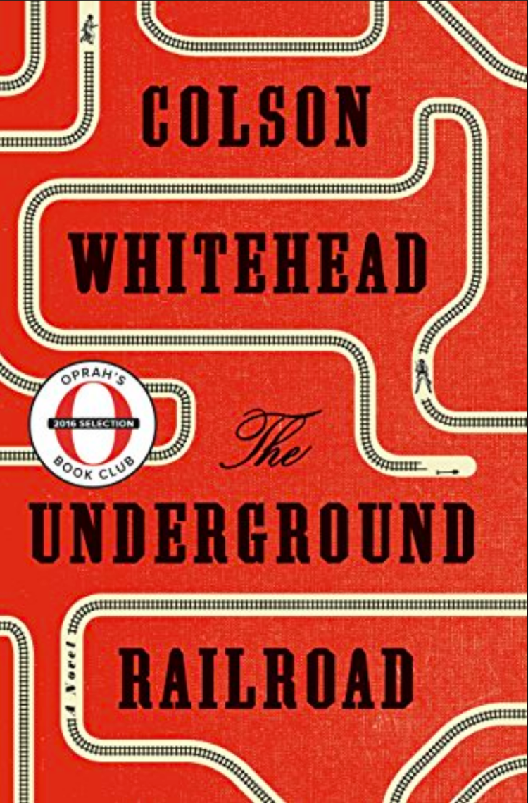 Kimberly Fain The Underground Railroad by Colson Whitehead