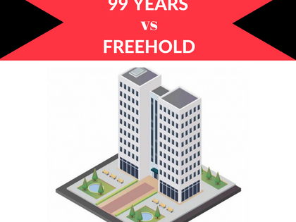 Myth-busting Series (Part 5): 99 Leasehold vs Freehold