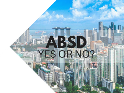 Myth-busting Series (Part 3): ABSD Is Not Worth Paying