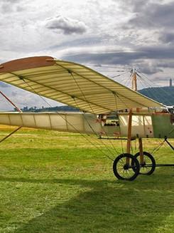 Dick Strawbridge's Flight Challenge