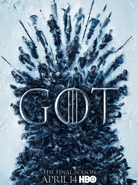 Game of Thrones 1 - 8