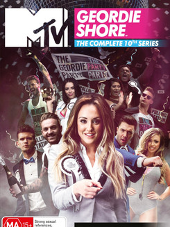 Gordie Shore - TV Series